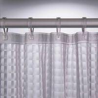 Sealskin Prisma átlátszó zuhanyfüggöny 180 cm