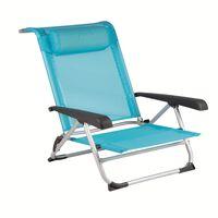 Bo-Camp kék strandszék 1204784