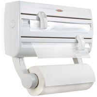 Leifheit Parat F2 25771 fehér fali papírtörlőtartó