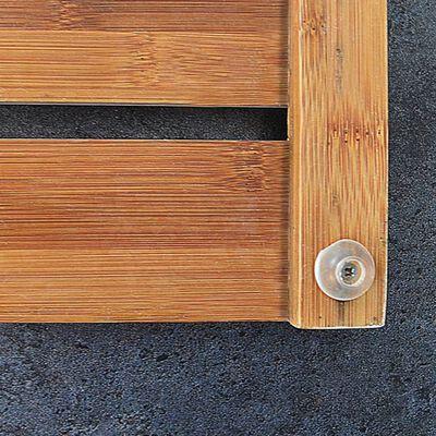 RIDDER Grating Nature fa fürdőszobaszőnyeg 72 x 38 cm