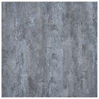 vidaXL szürke márványmintás öntapadó PVC padlólapok 5,11 m²