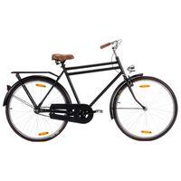 vidaXL holland férfi kerékpár 28 hüvelykes kerekekkel/57 cm-es vázzal