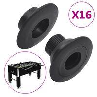 vidaXL 16 db csocsóasztal csapágy for 15,9 / 16 mm rúdhoz