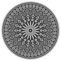 Esschert Design kültéri szőnyeg átm. 170 cm