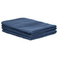 vidaXL kék sátorszőnyeg 300 x 300 cm