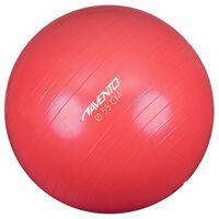 Avento rózsaszín fitneszlabda átm. 55 cm