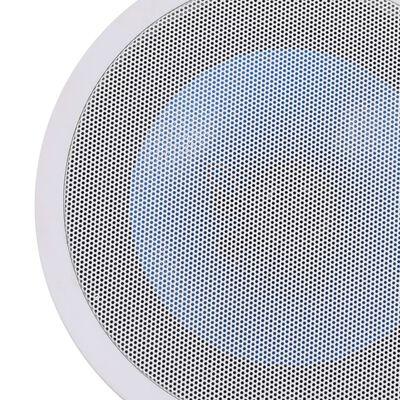 vidaXL beépített fali és mennyezeti hangszóró magassugárzóval 180 W
