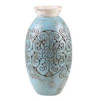 Dekoratív Kék Váza Eleusis
