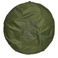 ProPlus zöld poliészter belátásgátló pop-up sátor