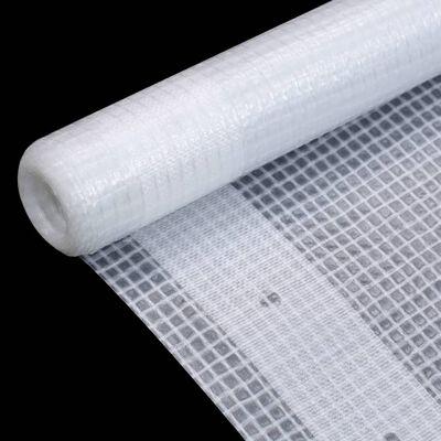 vidaXL fehér takaróponyva 260 g/m² 1,5 x 15 m