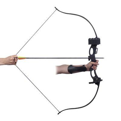 Gyermek sportreflex íj kiegészítőkkel 124 cm 9,1 kg