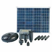 Ubbink SolarMax 2500 készlet napelemmel szivattyúval és akkumulátorral