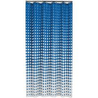 Sealskin Speckles királykék zuhanyfüggöny 180 cm 233601323