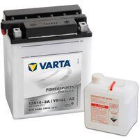 Varta Powersports Freshpack YB14L-A2 motorkerékpár akkumulátor