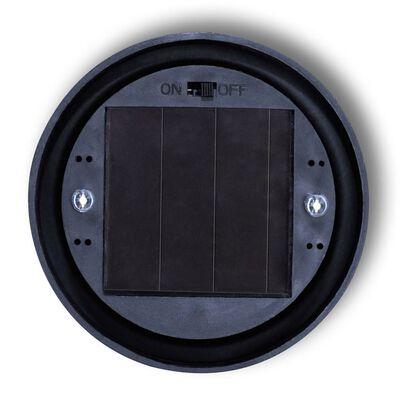 Napelemes Lámpa / Kültéri lámpa Napelem Labda Fény LED 15cm 4db Cövek