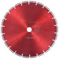 vidaXL gyémánt vágókorong turbó acéllal 300 mm
