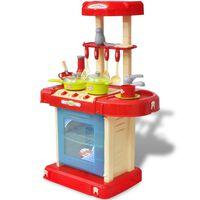 Gyerek játékkonyha fény és hangeffektussal