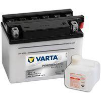 Varta Powersports Freshpack YB4L-B motorkerékpár akkumulátor