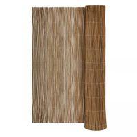 vidaXL fűzfa kerítés 500 x 120 cm
