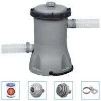 Bestway Flowclear medenceszűrő-szivattyú 2006 liter/óra