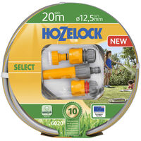 Hozelock Select locsolótömlő kezdő szett 20 m