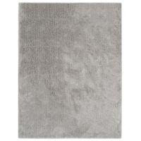 vidaXL szürke bozontos szőnyeg 160 x 230 cm