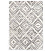 vidaXL szürke PP szőnyeg 160 x 230 cm