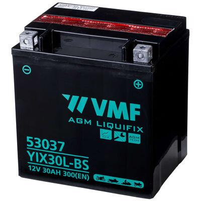 VMF Powersport Liquifix 12 V 30 Ah YIX30L-BS akkumulátor