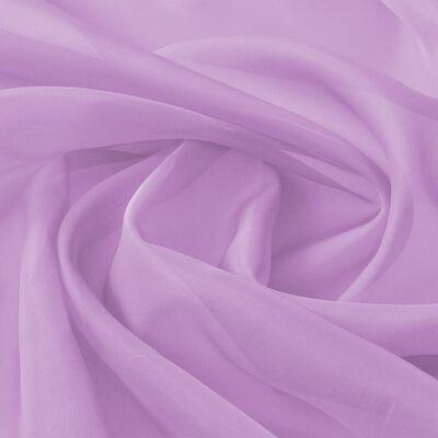 vidaXL lila voile szövet 1,45 x 20 m