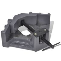 vidaXL manuálisan működtetett sarok satu 115 mm