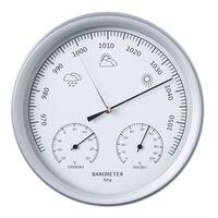 Nature 3 az 1-ben barométer hőmérővel és higrométerrel 20 cm