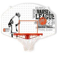 New Port 16NY-WGO-Uni üveggyapot kosárlabdapalánk gyűrűvel