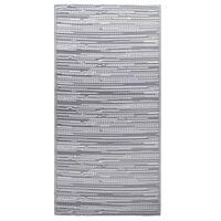 vidaXL szürke PP kültéri szőnyeg 190 x 290 cm