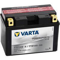 Varta Powersports AGM TTZ14S/TTZ14-BS motorkerékpár akkumulátor