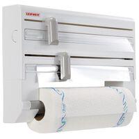 Leifheit Parat 25703 fehér fali papírtörlőtartó