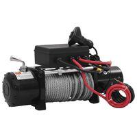 vidaXL elektromos csörlő 12 V 5909 kg