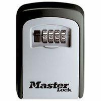 Master Lock 5401EURD falra szerelhető kulcstároló széf