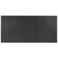vidaXL gumiszőnyeg 16 mm 100 x 200 cm