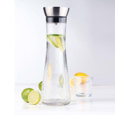 HI átlátszó vizespalack kifolyóval 1 liter