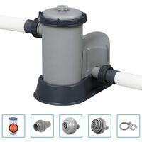 Bestway Flowclear medenceszűrő-szivattyú 5678 liter/óra