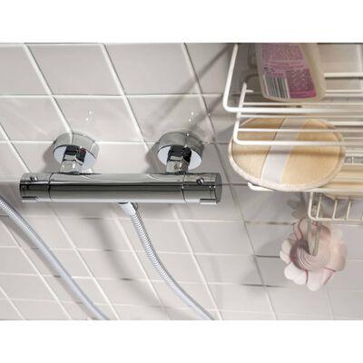 SCHÜTTE LONDON termosztátos zuhanycsaptelep 5,5 cm