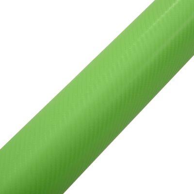 vidaXL matt zöld 4D autófólia 200 x 152 cm, Green