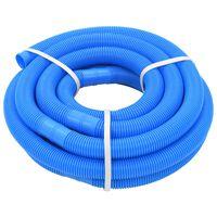 vidaXL kék medencetömlő 32 mm 9,9 m