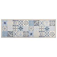 vidaXL mozaikos mosható konyhaszőnyeg 60 x 300 cm